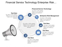 Financial Service Technology Enterprise Risk Management Marketing Personalization Cpb