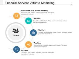 Financial Services Affiliate Marketing Ppt Powerpoint Presentation Portfolio Samples Cpb