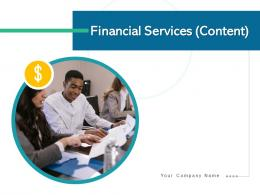 Financial Services Content Technology Expectations Organization Insurance Management Investment