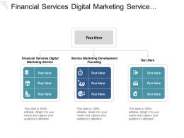 Financial Services Digital Marketing Service Services Market Development Funding Cpb