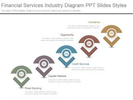 Financial Services Industry Diagram Ppt Slides Styles