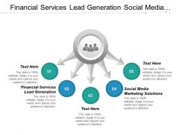 Financial Services Lead Generation Social Media Marketing Solutions Cpb