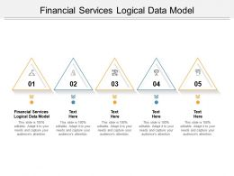 Financial Services Logical Data Model Ppt Powerpoint Presentation Styles Design Inspiration Cpb
