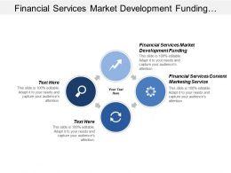Financial Services Market Development Funding Financial Services Content Marketing Service Cpb