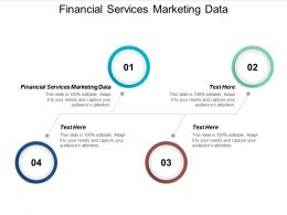 Financial Services Marketing Data Ppt Powerpoint Presentation Gallery Summary Cpb