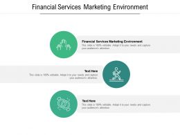 Financial Services Marketing Environment Ppt Powerpoint Presentation Inspiration Graphics Example Cpb