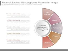 Financial Services Marketing Ideas Presentation Images