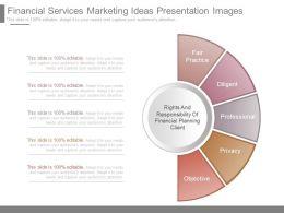 Financial Services Marketing Ideas Presentation Images