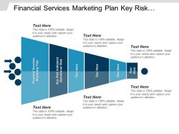 Financial Services Marketing Plan Key Risk Indicators Operational Risk Cpb