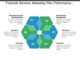 Financial Services Marketing Plan Performance Management Business Process Outsourcing Cpb