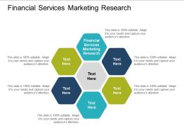 Financial Services Marketing Research Ppt Powerpoint Presentation Icon Introduction Cpb