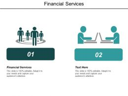 Financial Services Ppt Powerpoint Presentation Infographic Template Example File Cpb