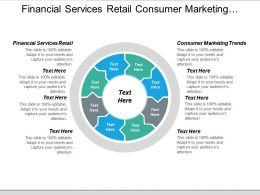 Financial Services Retail Consumer Marketing Trends Multiple Valuation Cpb