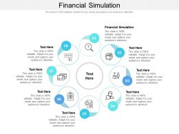 Financial Simulation Ppt Powerpoint Presentation Outline Examples Cpb