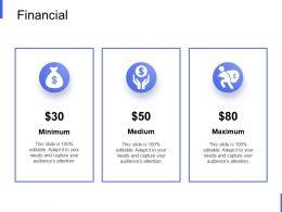 Financial Slide Medium Maximum F709 Ppt Powerpoint Presentation Slides Topics