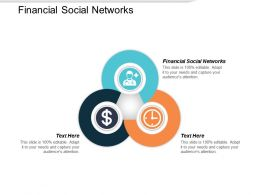Financial Social Networks Ppt Powerpoint Presentation Styles Background Cpb