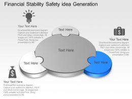 financial_stability_safety_idea_generation_powerpoint_template_slide_Slide01