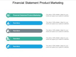 Financial Statement Product Marketing Ppt Powerpoint Presentation Outline Graphics Cpb