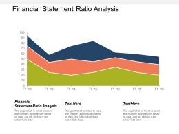 Financial Statement Ratio Analysis Ppt Powerpoint Presentation Model Graphics Cpb