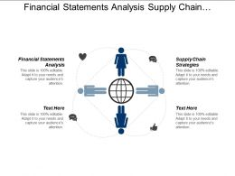 Financial Statements Analysis Supply Chain Strategies Interpersonal Skills Cpb