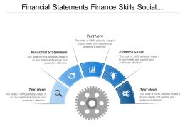 Financial Statements Finance Skills Social Community Growth Lead Generation