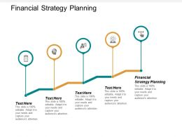 Financial Strategy Planning Ppt Powerpoint Presentation Inspiration Samples Cpb