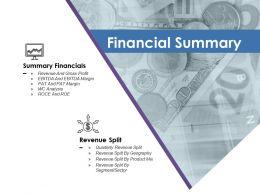 financial_summary_ppt_layouts_summary_Slide01