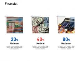 Financial Supply Chain Logistics Ppt Icons