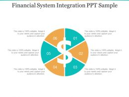 Financial System Integration Ppt Sample