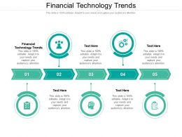 Financial Technology Trends Ppt Powerpoint Presentation Gallery Layout Ideas Cpb