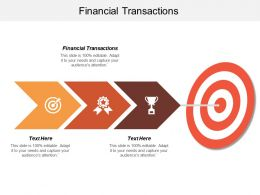 Financial Transactions Ppt Powerpoint Presentation Icon Infographics Cpb