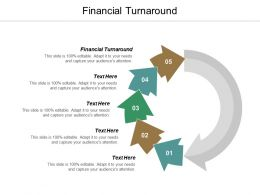 Financial Turnaround Ppt Powerpoint Presentation Outline Vector Cpb
