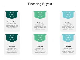 Financing Buyout Ppt Powerpoint Presentation Portfolio Outline Cpb