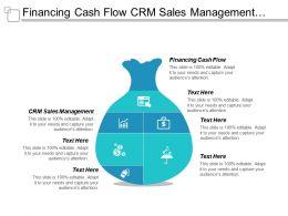 Financing Cash Flow Crm Sales Management Virtual Assistant Cpb