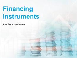Financing Instruments Powerpoint Presentation Slides
