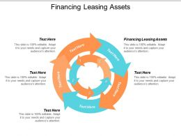 Financing Leasing Assets Ppt Powerpoint Presentation Layouts Display Cpb