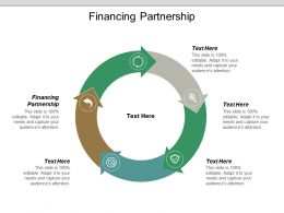 Financing Partnership Ppt Powerpoint Presentation Gallery Example Introduction Cpb