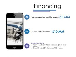 Financing Ppt Pictures Professional