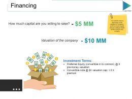 27958607 Style Essentials 2 Financials 1 Piece Powerpoint Presentation Diagram Infographic Slide