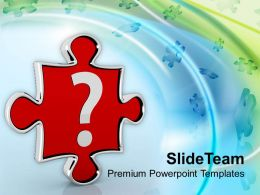 Find The Solution To The Problem PowerPoint Templates PPT Themes And Graphics 0513