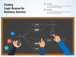 Finding Logic Reason For Business Success