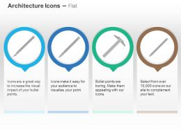 fine_nail_thick_nail_hammer_repair_service_ppt_icons_graphics_Slide01