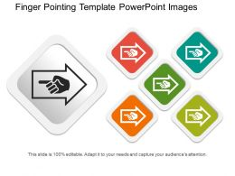 Finger Pointing Template Powerpoint Images