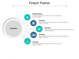Fintech Partner Ppt Powerpoint Presentation Slides Graphics Download Cpb