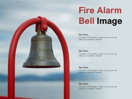 Fire Alarm Bell Image
