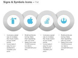 fire_extinguisher_apple_stack_overflow_rebel_ppt_icons_graphics_Slide01