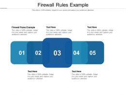 Firewall Rules Example Ppt Powerpoint Presentation Styles Background Image Cpb