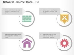 firewall_security_system_home_network_vpn_support_ppt_icons_graphics_Slide01