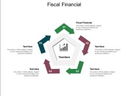Fiscal Financial Ppt Powerpoint Presentation Summary Outfit Cpb