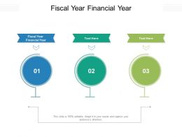 Fiscal Year Financial Year Ppt Powerpoint Presentation File Diagrams Cpb